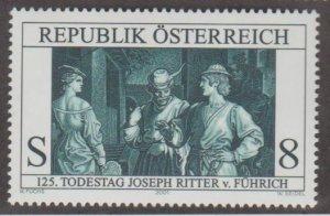 Austria Scott #1855 Stamp - Mint NH Single