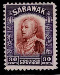SARAWAK Scott 127 MH* stamp