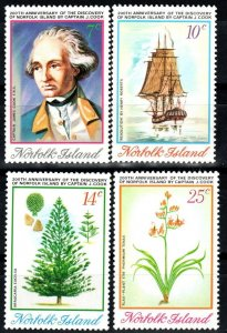 Norfolk Island #175-8 MNH CV $4.85 (X1444)
