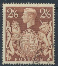 Great Britain  SG 476 SC# 249 Used   see details and scans