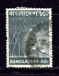 Bangladesh 49 Used 1973 issue