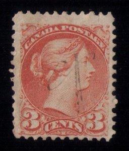 Canada Sc #37 Used Very Fine