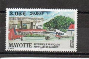 Mayotte C5 MNH