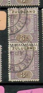 ZULULAND  (PP2305B)  QV  3D  SG 23 VERT PR   MELMOUTH  CDS       VFU