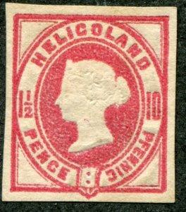 Heligoland  Sc.# ?    Mi.# 14 ND ?  no Gum