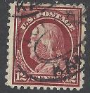 United States Scott # 512 Used