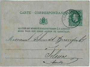 29857  - BELGIUM Belgique - POSTAL HISTORY - POSTAL STATIONERY : LODELINSART