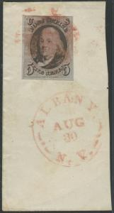 #1 FOUR MARGINS USED ON A PIECE TYPE B DOUBLE TRANSFER W/ PFC CV $1,400 HV9121