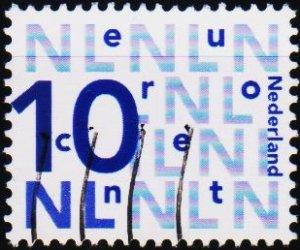 Netherlands. 2002 10c. S.G.2171 Fine Used