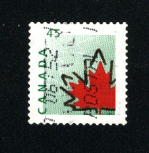 Canada #1697  used VF  1998 PD