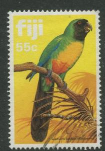 Fiji - Scott 483 - General Issue 1983 - VFU -  Single 55c Stamp