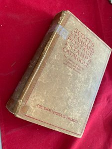 SCOTT 1951 standard catalog of europe, africa, asia and their colonies, volume 2