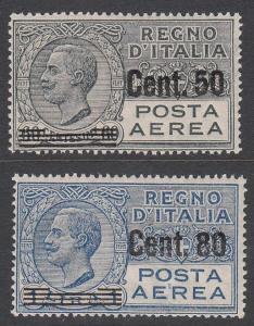 Italy C10-C11 MH HR CV $84.00