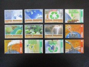 Tuvalu # Mint Never Hinged (M7N4) - Stamp Lives Matter! 4