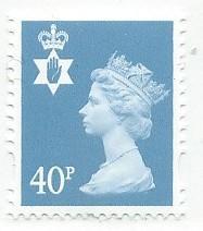 GB- Northern Ireland #NIMH83  (MNH) CV$5.00