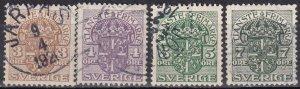 Sweden #O43-6 F-VF  Used  CV $3.05 (Z6323)