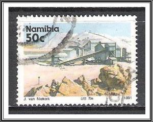 Namibia #684 Uis Mine Used