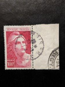 France 556 XF, CV $5.50