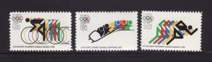 United States 1460-1462 Set MNH Sports, Olympics