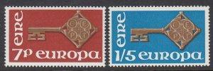 Ireland 242-3 Europa mnh