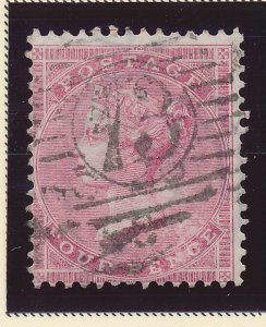 Great Britain Stamp Scott #25, Used - Free U.S. Shipping, Free Worldwide Ship...