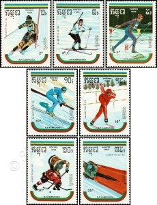 Jeux Olympiques d'hiver de 1992, Albertville (I) (**)