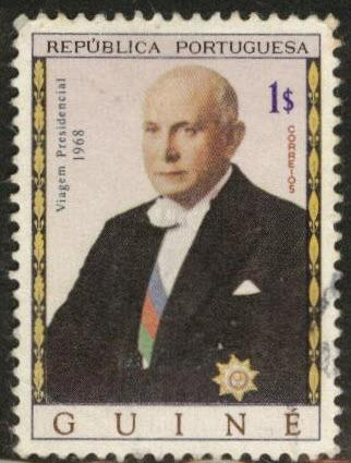 Portuguese Guinea  Scott 333 Used 1968 stamp