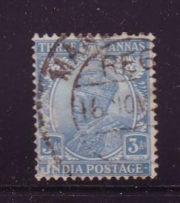 India Sc 127 1932 2a G V stamp used