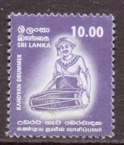 Sri Lanka  #1357  used  (2001)  c.v. $0.30