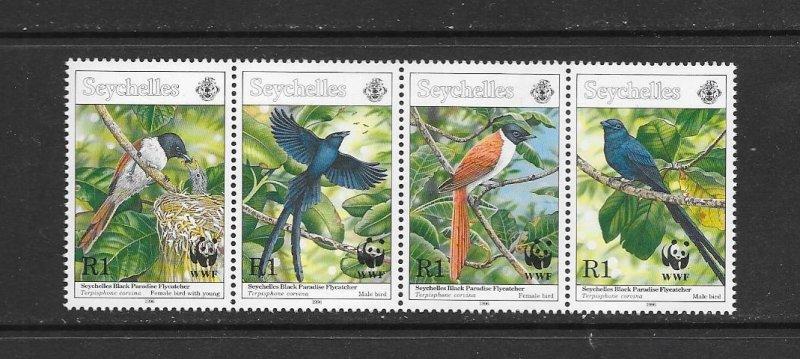 BIRDS - SEYCHELLES #778a  MNH