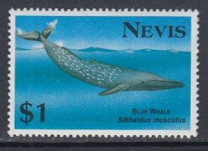 Nevis 770 Whale MNH VF