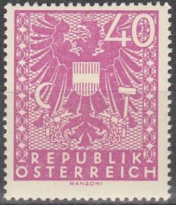 Austria #446 MNH