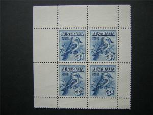 AUSTRALIA 1928 INTERNATIONAL PHILATELIC EXHIBITION, MELBOURNE BW 133MS, Sc95aMUH
