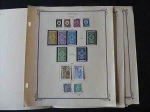 Grenada 1883-1961 Mint Stamp Collection on Scott Spec Album Pgs