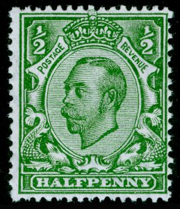 SG344 SPEC N5(1), ½d green, NH MINT. Cat £14. WMK ROYAL CYPHER (SIMPLE)