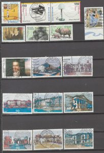 COLLECTION LOT # 3112 GERMANY 16 STAMPS 1998+ CV+$19