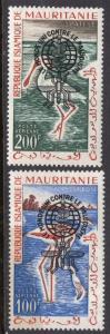 MAURITANIA SCOTT C14-C15