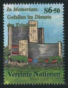 1999 UN Vienna 298 In Memoriam - mercy in service