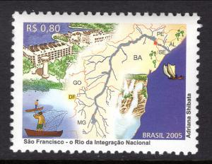 Brazil 2969 MNH VF