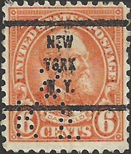 # 638 Used Red Orange Garfield