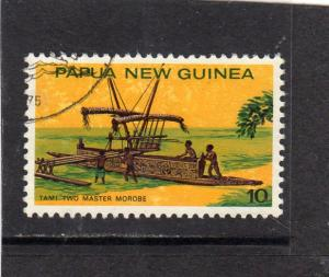 Papua New Guinea Sailing Vessels used
