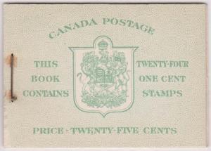 Canada #BK32e English - 7c & 5c Rates - VF-NH