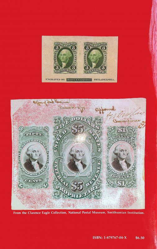 An Introduction to Revenue Stamps by Bill J. Castenholz