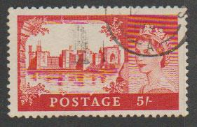 Great Britain SG 760 Used