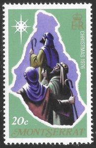 [21931] Montserrat Mint Never Hinged