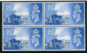 Sg C2a 1948 Channel Islands variety - 'Crown flaw' QCom13a UNMOUNTED MINT/MNH