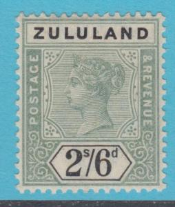 ZULULAND 21  MINT HINGED OG *  NO FAULTS EXTRA FINE