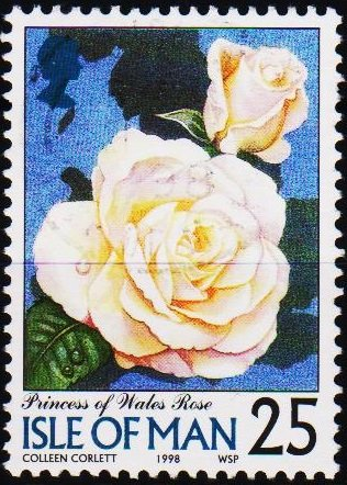 Isle of Man. 1998 25p S.G.781 Fine Used