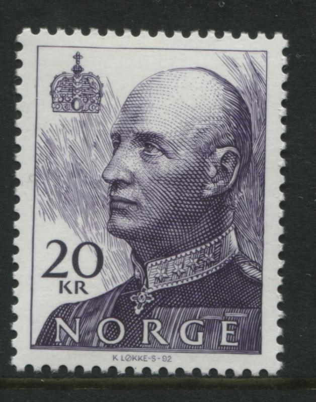 Norway 1019   MNH