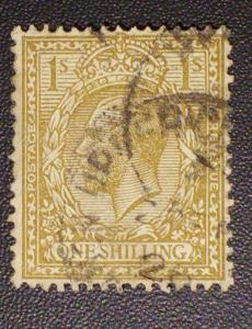 Great Britain Scott #200 used